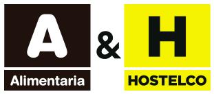 Logo Alimentaria y Hostelco